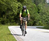 πέρα από το γύρο της Γεωργίας ποδηλάτων Στοκ Εικόνες