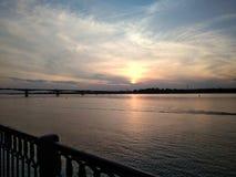 πέρα από το ηλιοβασίλεμα π&o στοκ φωτογραφίες με δικαίωμα ελεύθερης χρήσης