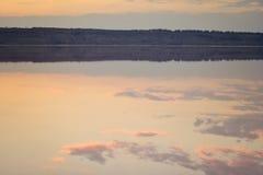 πέρα από το ηλιοβασίλεμα π&o Στοκ εικόνα με δικαίωμα ελεύθερης χρήσης