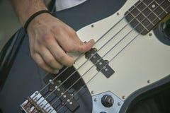 Πέρκες Acoustica Playng Στοκ Εικόνες