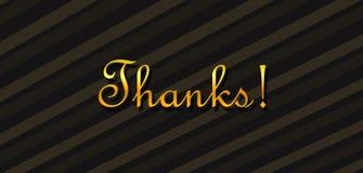 Πέστε τις ευχαριστίες! για τη βοήθεια διανυσματική απεικόνιση