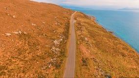 Πέταγμα πέρα από μια λίμνη στη Σκωτία φιλμ μικρού μήκους
