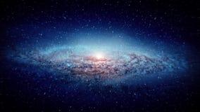 Πέταγμα στο όμορφο ηλιακό σύστημα ελεύθερη απεικόνιση δικαιώματος