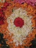 Πέταλα λουλουδιών Στοκ Εικόνες