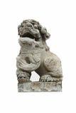 πέτρα αγαλμάτων λιονταριών Στοκ Φωτογραφίες