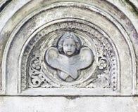 πέτρα αγγέλου Στοκ Φωτογραφίες