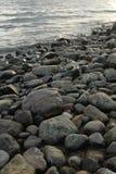 πέτρα ακτών Στοκ εικόνα με δικαίωμα ελεύθερης χρήσης