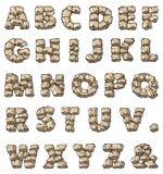 πέτρα αλφάβητου