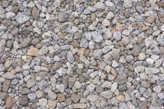 Πέτρα αμμοχάλικου Στοκ Φωτογραφίες