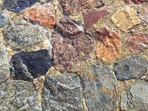 πέτρα ανασκόπησης κάτω από τ&omic Στοκ εικόνα με δικαίωμα ελεύθερης χρήσης