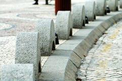 πέτρα αποκλεισμών Στοκ φωτογραφία με δικαίωμα ελεύθερης χρήσης