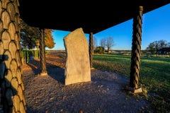 πέτρα Βίκινγκ γραπτοί Στοκ Φωτογραφία