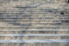 πέτρα βημάτων ανασκόπησης Στοκ φωτογραφίες με δικαίωμα ελεύθερης χρήσης