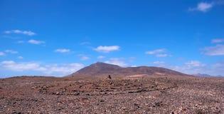 πέτρα βράχου σωρών Lanzarote κύκλων Στοκ φωτογραφίες με δικαίωμα ελεύθερης χρήσης