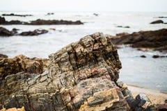 Πέτρα βράχων Στοκ φωτογραφίες με δικαίωμα ελεύθερης χρήσης