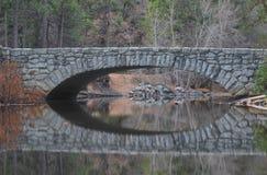 πέτρα γεφυρών Στοκ Εικόνα