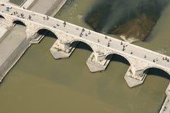 πέτρα γεφυρών Στοκ Εικόνες