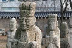πέτρα ειδώλων Στοκ φωτογραφία με δικαίωμα ελεύθερης χρήσης