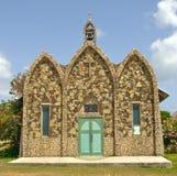 πέτρα εκκλησιών Στοκ εικόνες με δικαίωμα ελεύθερης χρήσης