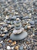 πέτρα εν πλω Στοκ Φωτογραφία
