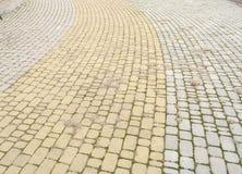 Πέτρα επίστρωσης Στοκ φωτογραφία με δικαίωμα ελεύθερης χρήσης
