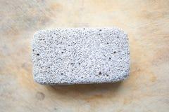 Πέτρα ελαφροπετρών Στοκ φωτογραφία με δικαίωμα ελεύθερης χρήσης