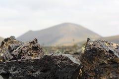 πέτρα ηφαιστειακή στοκ εικόνες
