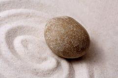 πέτρα κήπων zen Στοκ Φωτογραφίες