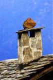 πέτρα καπνοδόχων Στοκ Εικόνα
