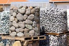 πέτρα κατασκευής Στοκ Εικόνα