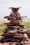 πέτρα κατασκευής Στοκ φωτογραφίες με δικαίωμα ελεύθερης χρήσης