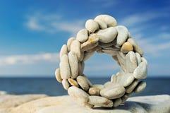 πέτρα κύκλων Στοκ Εικόνες