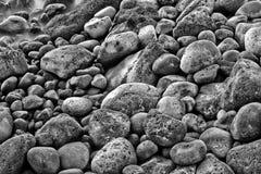 πέτρα λάβας ανασκόπησης Στοκ Φωτογραφίες