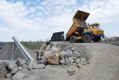 πέτρα λατομείων Στοκ εικόνα με δικαίωμα ελεύθερης χρήσης