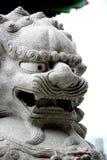 πέτρα λιονταριών Στοκ Εικόνα