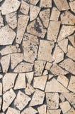 πέτρα μωσαϊκών ανασκόπησης Στοκ εικόνες με δικαίωμα ελεύθερης χρήσης