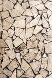 πέτρα μωσαϊκών ανασκόπησης Στοκ φωτογραφία με δικαίωμα ελεύθερης χρήσης