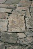 πέτρα οδοστρωμάτων στοκ εικόνες