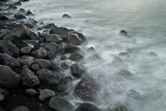 πέτρα παραλιών Στοκ Φωτογραφία