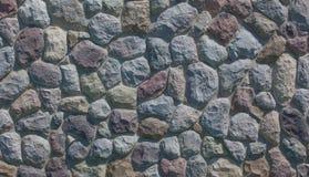 πέτρα πεδίων ανασκόπησης Στοκ Εικόνες