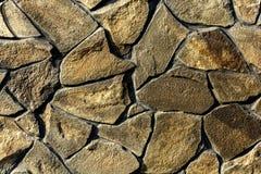 Πέτρα προσόψεων Στοκ φωτογραφίες με δικαίωμα ελεύθερης χρήσης