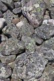 πέτρα προτύπων Στοκ εικόνες με δικαίωμα ελεύθερης χρήσης