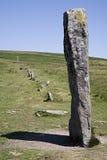 πέτρα σειρών Στοκ φωτογραφίες με δικαίωμα ελεύθερης χρήσης