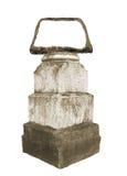 πέτρα σημαδιών Στοκ Εικόνες