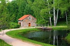 πέτρα σιταποθηκών Στοκ φωτογραφία με δικαίωμα ελεύθερης χρήσης