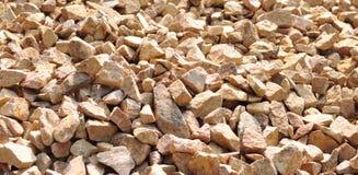 πέτρα σκυροστρώματος χρω& Στοκ εικόνες με δικαίωμα ελεύθερης χρήσης