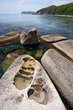 Πέτρα σπηλαίων Στοκ Εικόνες