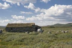 πέτρα σπιτιών στοκ φωτογραφία