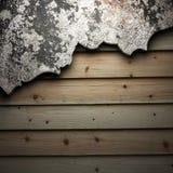 Πέτρα στον τοίχο Στοκ Εικόνες