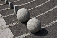 πέτρα σφαιρών Στοκ φωτογραφία με δικαίωμα ελεύθερης χρήσης